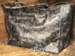 Bed Stu Cersei Black Lux Convertible Tote Purse A694282