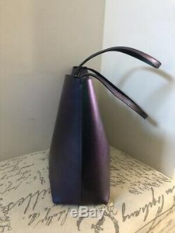 COACH Hologram Avenue Tote shoulder bag NWT! COACH HOLOGRAM Leather Tote NEW