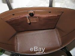Coach X Star Wars Patches Tote Khaki Signature Canvas Coated F88020 Handbag NWT