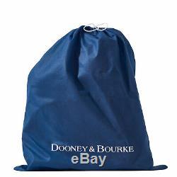 Dooney & Bourke Ostrich Cooper Hobo Shoulder Bag