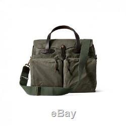 Filson 24-Hour Tin Briefcase 70140 Laptop Otter Green 11070140
