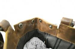Frye Melissa Washed Leather Shoulder Bag Tote / Shopper / Work Bag in Dark Brown