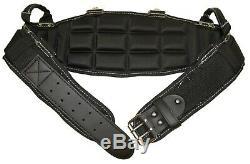 Gatorback Deluxe Carpenter's Package. Tool Belt+Suspenders+Gloves+Magnetic Clip