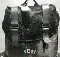 Giorgio Armani-Emporio Pony Skin Backpack-Rucksack Bag RRP £1690 BNWT