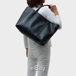Gucci Black Micro-guccissima Leather Large Joy Tote Bag 449648 1000