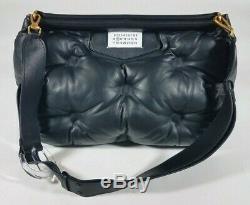 MAISON MARTIN MARGIELA Black Grand Slam Pillow Bag Purse