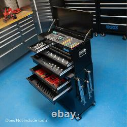 Mechanics Tool Chest Wheeled Tool Box Workshop Heavy Duty Roller Cabinet