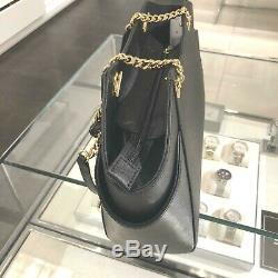 Michael Kors Women Lady Leather Shoulder Chain Tote Messenger Handbag Purse Bag