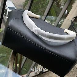 Michael Kors Women Leather Shoulder Tote Handbag Purse Bag +Double Zipper Wallet