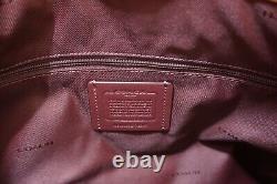 NWT $495 Coach Tabby Leather Hobo Satchel Crossbody Bag 78207, B4/1941 Saddle