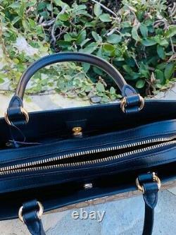 NWT Coach Colorblock Large Lillie Signature Satchel crossbody Handbag/Wallet