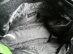 NWT Kate Spade Leather Michaela Chester Street Hobo Crossbody Bag Black