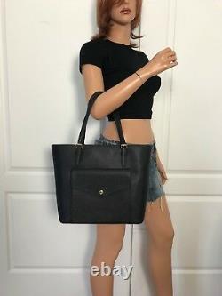 NWT Michael Kors Black Item Large Saffiano Leather Tote Bag Purse Handbag New