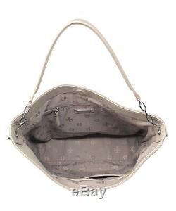 NWT Tory Burch Brody Hobo Bag French Gray