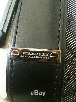 New Rare Burberry Prorsum hobo bag 100% AUTHENTIC
