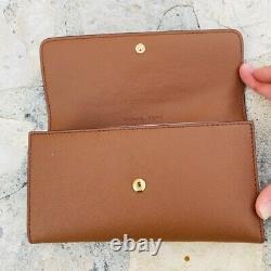 Nwt Michael Kors Mk Colorblock Hope Large Handbag/wallet Options Deer Multi