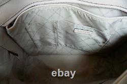 Nwt Michael Kors Sady Large Leather Multifunction Tz Tote Bag Ballet