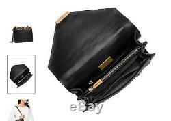 Nwt Michael Kors Whitney Large Embellished Shoulder Crossbody Bag Crystals Studs