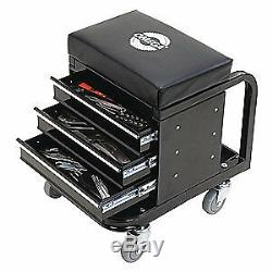OMEGA Tool Box Creeper Seat, 14-1/2Wx18-1/4H, 92450