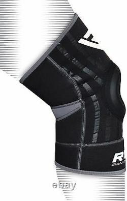 RDX Knee Support Padded Compression Brace Arthritis Meniscus Pain ACL Sports