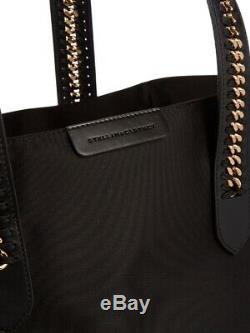 Stella McCartney Falabella Go Eco Nylon Weekender Travel Tote Shoulder Bag