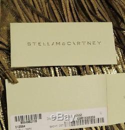 Stella McCartney Gold Fringe Falabella Chain Strap Shoulder Bag £1350 at HARRODS