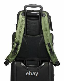 TUMI Travel Backpack Tahoe Collection TUMI Tracer Tech Alpha Bravo Nathan Forest