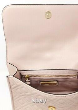 Tory Burch 43834 Fleming Small Convertible Pink Shoulder Women's Handbag New