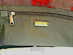 Tory Burch Large ELLA Black Mountain Paisley Nylon Tote Bag $268+ NWT