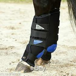 Veredus Magnetic Stable Boots Evo Rear Veredus Magnetik Line FREE POST
