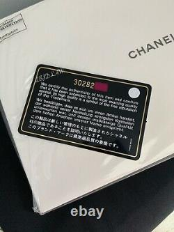 Chanel Noir Deauville Tote Or 2020 Tps Grande Sac 20a New Nwt Rare