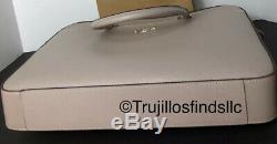 Laptop Coach Sac Cuir Gris Crossbody F39022 Nouveau 450 $