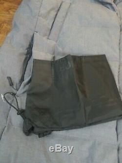 Le Femmes Cryos North Face Taille Grand Parka Coton Sergé Duster 500 $ Vers Le Bas
