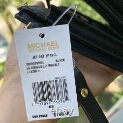 Michael Kors Femmes En Cuir Épaule Tote Sac À Main Sac À Main Sac À Main + Double Zipper Portefeuille
