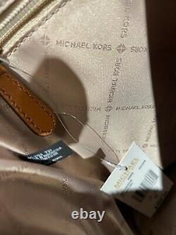 Michael Kors Hope Grand Messager Sac Satchel Mk Signature Brown