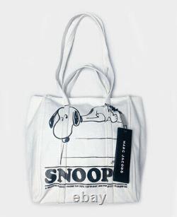New Marc Jacobs X Pense À La Vente Du Tot Bag Snoopy