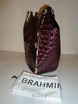 Nouveau Brahmin Marianna Fig Moliere - Fourre-tout En Cuir, Tn-o. 375 $