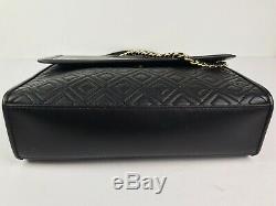 Nouveau Conservateur Burch Grand Fleming Épaule Convertible Noir Sac 498 $