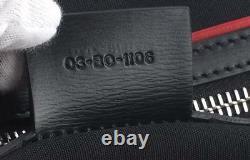 Nouveau Sac À Bandoulière Monogram Homme Pour Homme Black Leather Messenger