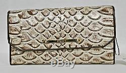 Set De Brahmane Marianna Tote / Sac D'épaule Pearl Dogwood + Chéquier Porte-monnaie