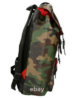 Sprayground The Hills Checks & Camouflage Backpack Shark Dans Paris 910b2950nsz Ds