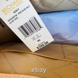 T.n.-o. Michael Kors Kenly Large N.-é. Tote Signature+ Large Continental Wallet