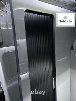 Tambour Door Kit Large Sliding, Campervan Rv Motorhome Douche Message Us To Cut