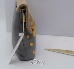 Tn-o Hammitt Vip Grand Pétoncle D'embrayage $ Crossbody 345 Nouvelles En Original Box