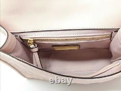Tory Burch 43834 Fleming Small Convertible Pink Shoulder Sac À Main Pour Femmes Nouveau