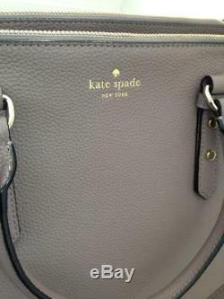 Tout Neuf Kate Spade Mulberry Street Leighann Porcini Sac Fourre-tout Wkru3927