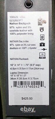 Tumi Alpha Bravo Nylon Nathan Sac À Dos, Forest Green, 130522 1338