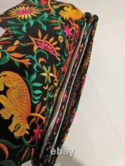 Vivienne Westwood Sac À Embrayage Multicolore Pour Jungle